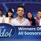 List of Indian Idol Winners of All Seasons