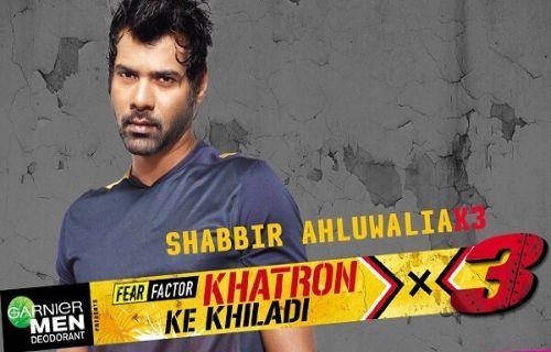 Shabir Ahluwalia KKK 3 Winner