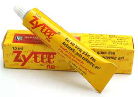 Zytee RB Gel for Mouth Ulcers