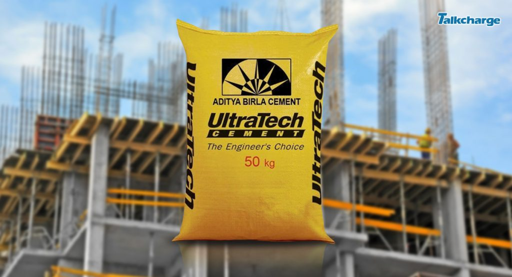 UltraTech Cement brand in India
