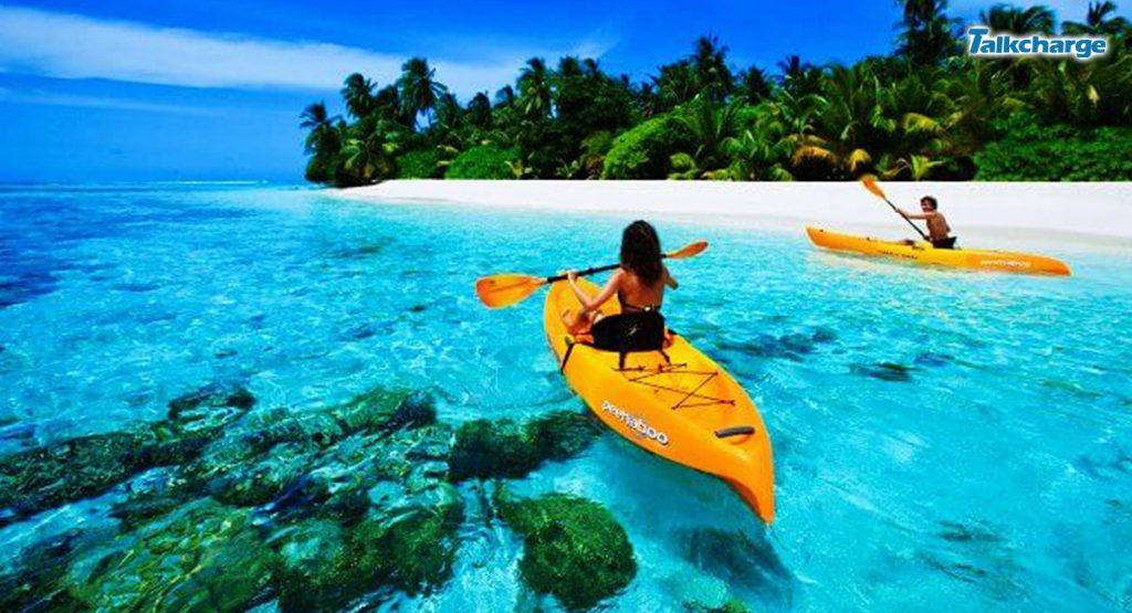 Activities in Maldives
