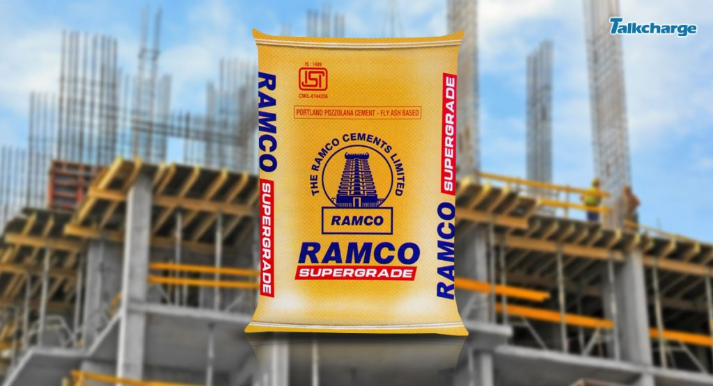 Ramco Cement Company in India