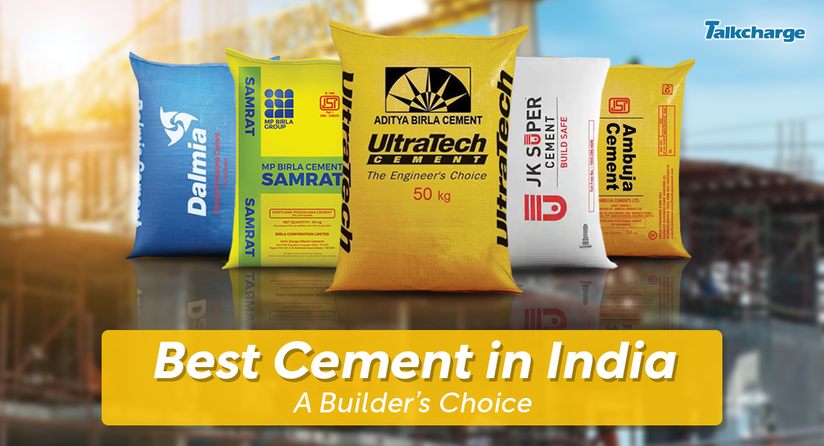 Best Cement in India