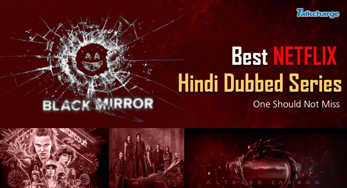 Netflix Hindi Dubbed Series