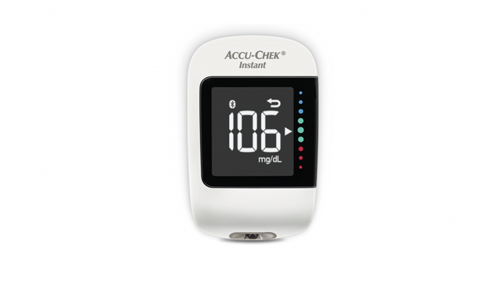 New Accu-Chek Instant Glucose Meter Machine in India