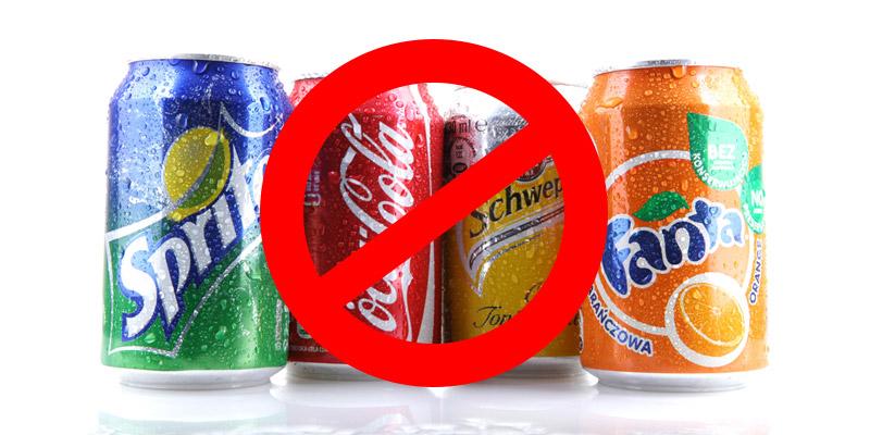 Limit Carbonated Beverages