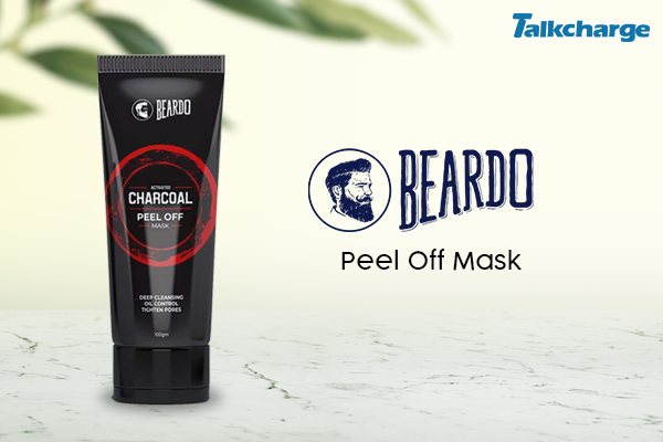 Beardo Peel Off Mask