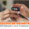 Best Pulse Oximeter: Benefits, Features & How to Measure SpO2