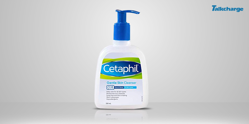 Cetaphil Face Wash for Dry Skin Type