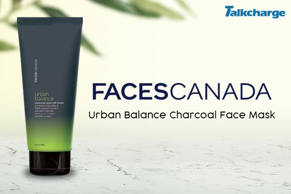 Faces Canada Urban Balance Charcoal Face Mask