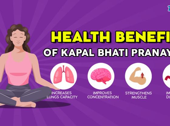 Kapalbhati Benefits