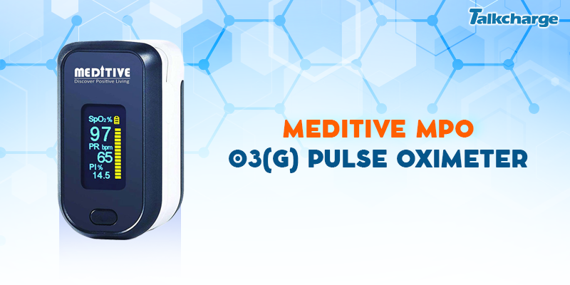 MEDITIVE MPO 03(G) Pulse Oximeter