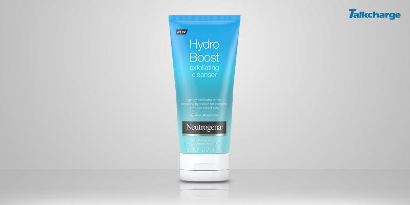 Neutrogena Face Wash for dry skin