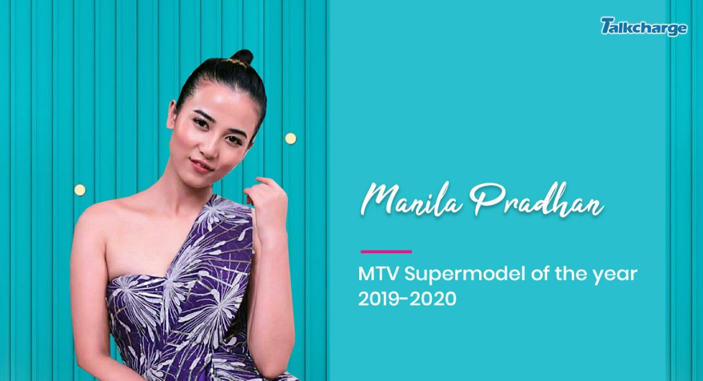 Manila Pradhan - Supermodel of the Year