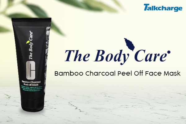 The Body Care Bamboo Charcoal Peel Off Face Mask