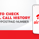 Ways to Check Airtel Call History in Prepaid/Postpaid Number
