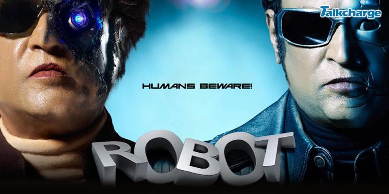 Enthiran as Robot