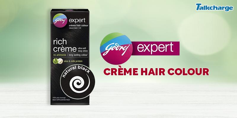 Godrej Expert Crème - Best Hair Colour