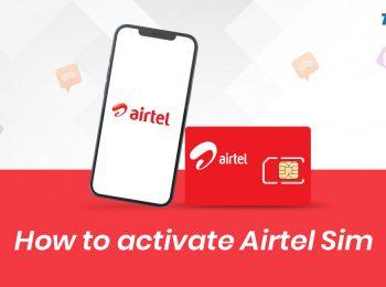 How to activate Airtel SIM