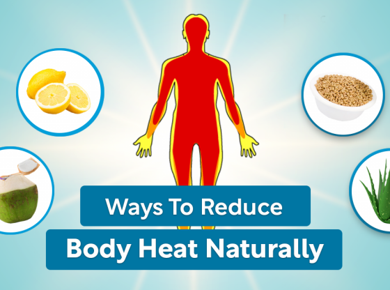 How to reduce body heat