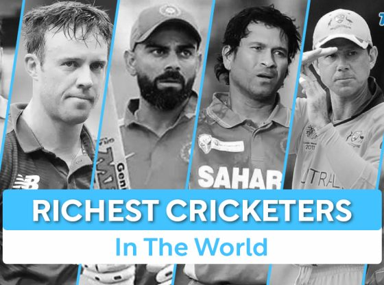 Richest cricketer in the World
