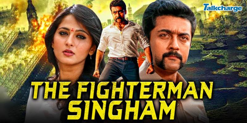 Singam as the Fighterman Singham