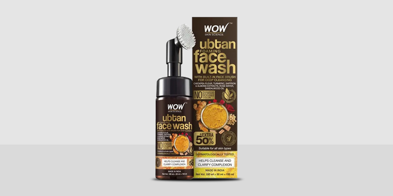 Wow Face Wash For Oily Skin