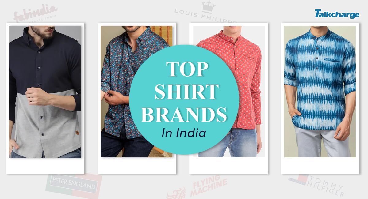 best shirt brands