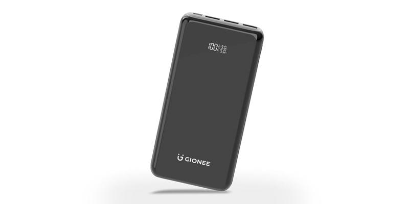 Gionee 20000mAh Fast Chaging 22.5W