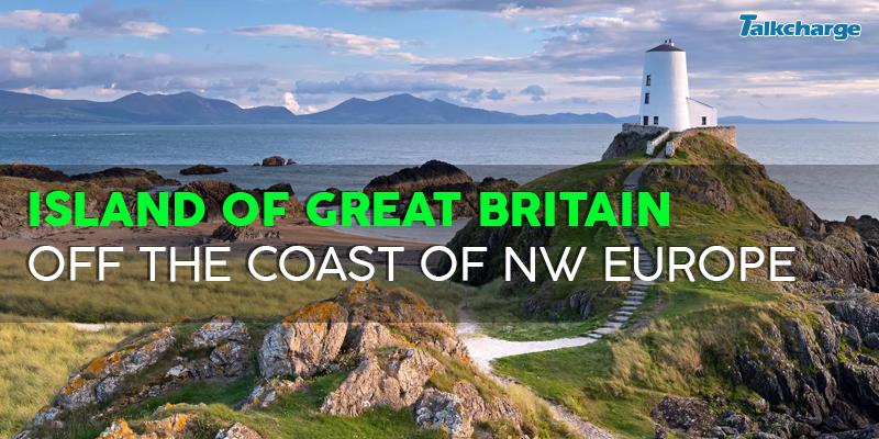Island of Great Britain