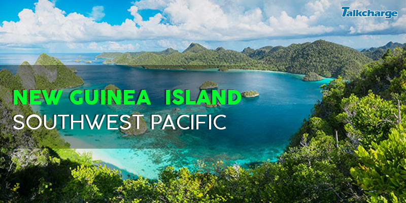 New Guinea Island