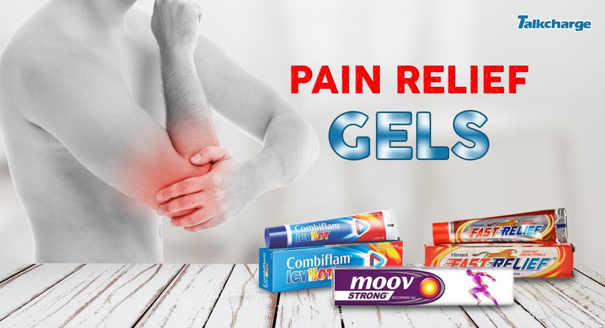 pain relief gels