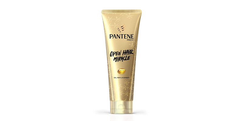 Pantene Open Hair Miracle - Oil replacement