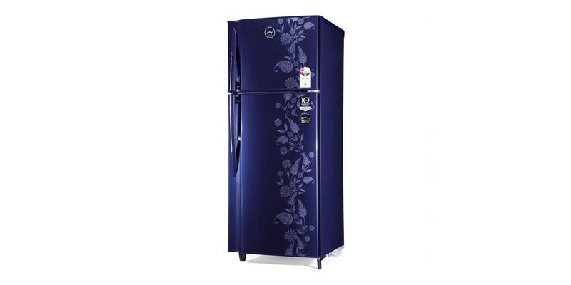 Godrej 236 L 2 Star Inverter Frost Free Double Door Refrigerator