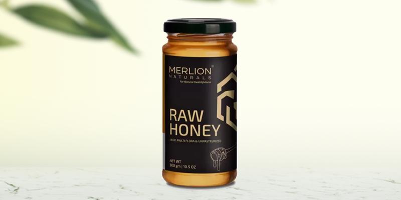 Merlion Naturals Raw Honey