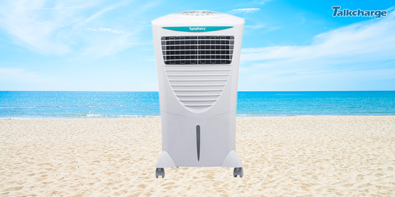 Symphony Hicool I Modern Personal Room Air Cooler 31 litres