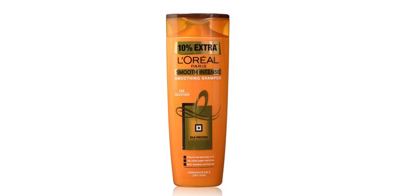 LOreal Paris Smooth Intense Shampoo