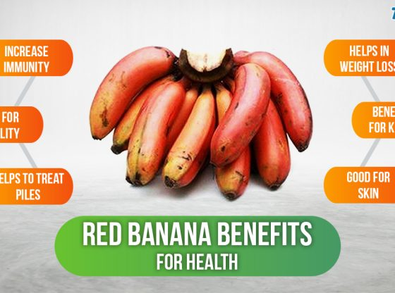 red banana benefits