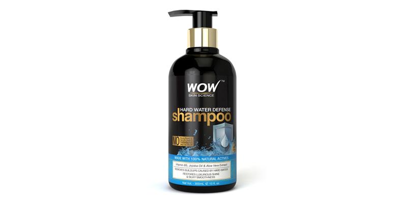 WOW Skin Science Hard Water Defense Shampoo