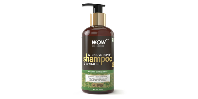 WOW Skin Science Intensive Repair and Revitalize Shampoo