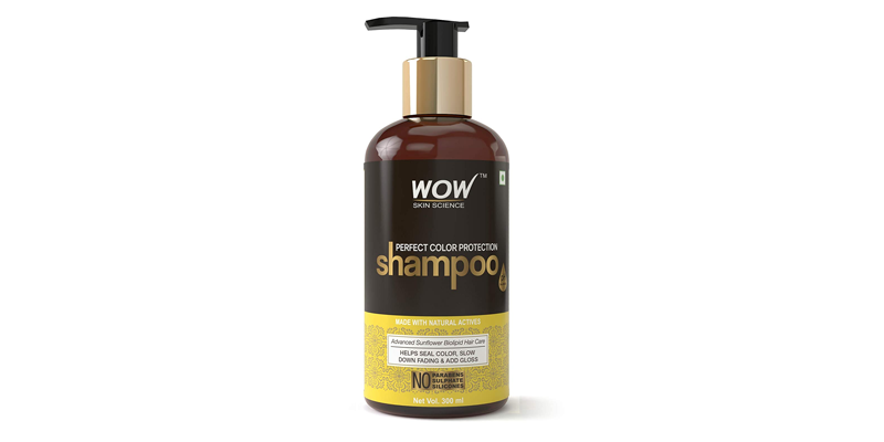 WOW Skin Science Perfect Color Protection Shampoo