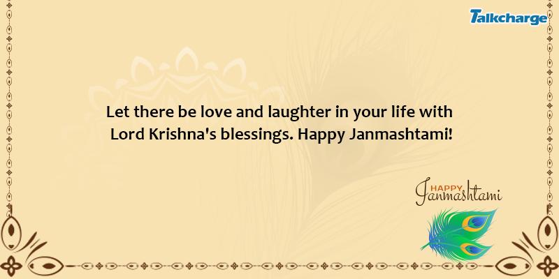 lord krishnas blessings