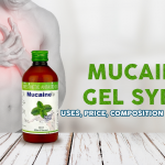 Mucaine Gel Syrup: Uses, Price, Composition & Side Effects