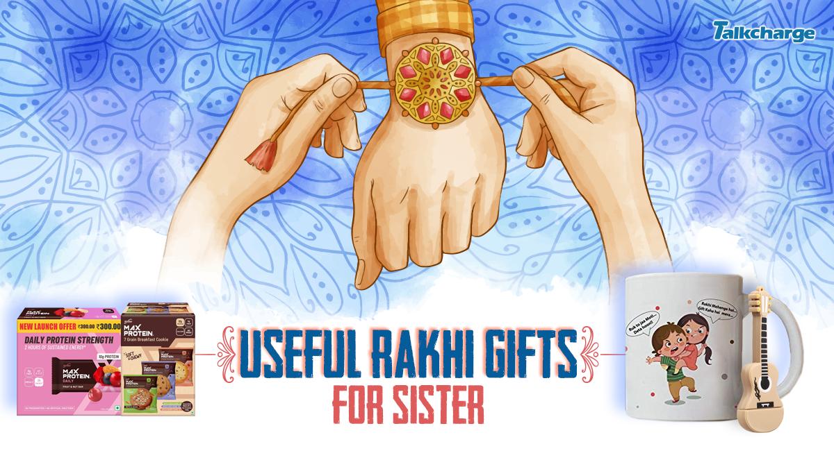 rakhi gift for sister under 500