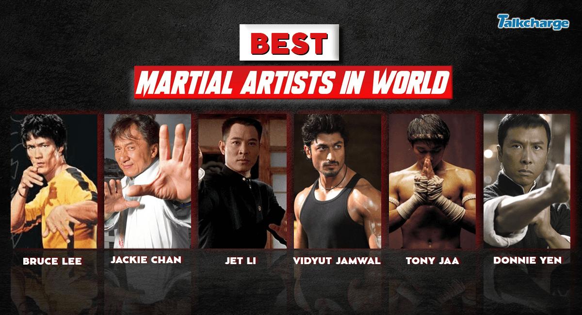 best martial artist in the world