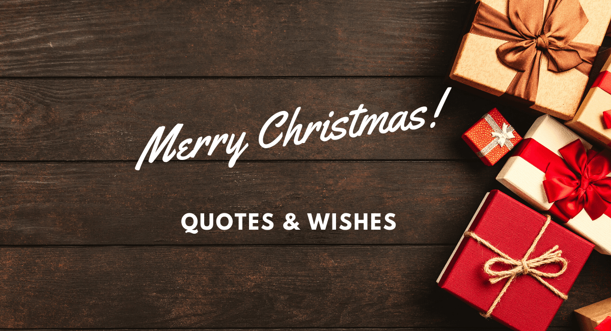 best merry christmas quotes and wishes