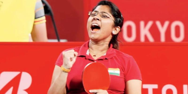 Bhavina Patel Table Tennis