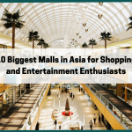 10 Biggest Malls in Asia for Shopping and Entertainment Enthusiasts