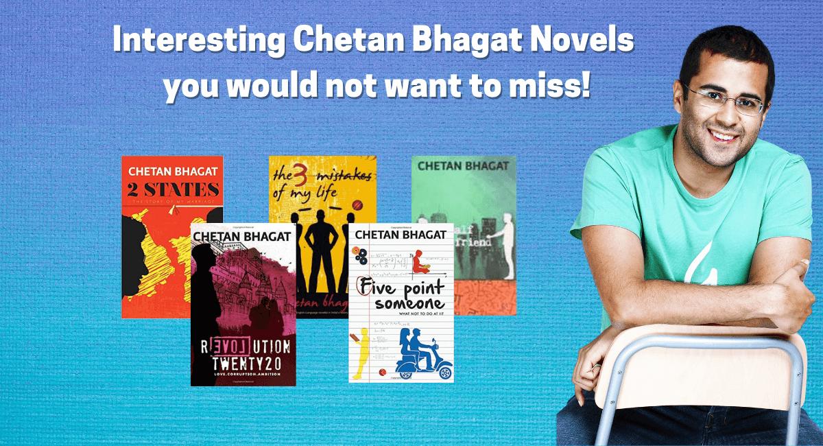 Chetan Bhagat Novels