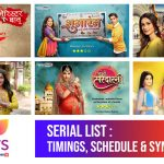 Colors TV Serial List 2021: Timings, Schedule & Synopsis Today